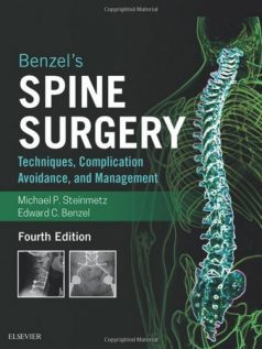 Ebook Benzels-Spine-Surgery-2-Volume-Set-4th-Edition