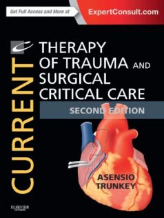 ebook Current-Therapy-of-Trauma-and-Surgical-Critical-Care-2e
