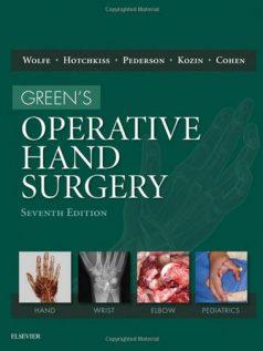 Ebook Greens-Operative-Hand-Surgery-2-Volume-Set-7e