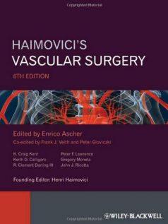 Ebook Haimovicis-Vascular-Surgery-6th-Edition