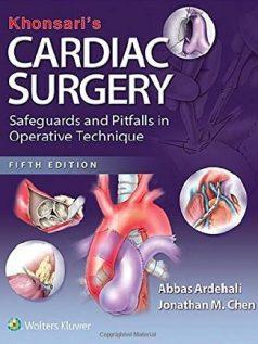 ebook Khonsaris-Cardiac-Surgery-5th