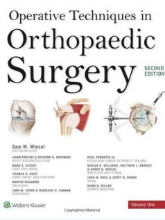 Ebook Operative-Techniques-in-Orthopaedic-Surgery-4-Volume-Set-2nd-Edition