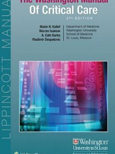Ebook The-Washington-Manual-of-Critical-Care-3e