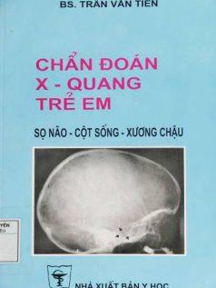 Ebook chẩn đoán x-quang trẻ em
