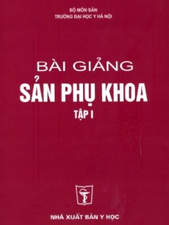 Ebook san-phu-khoa-t1-dh-y-ha-noi