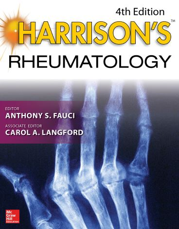 Harrisons-Rheumatology-4th-Edition