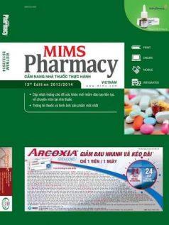 MIMS-Pharmacy-13e-Cam-Nang-Nha-Thuoc-Thuc-Hanh-2014