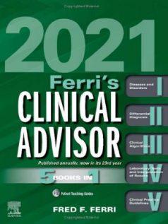 Ferris-Clinical-Advisor-2021-5-Books-in-1